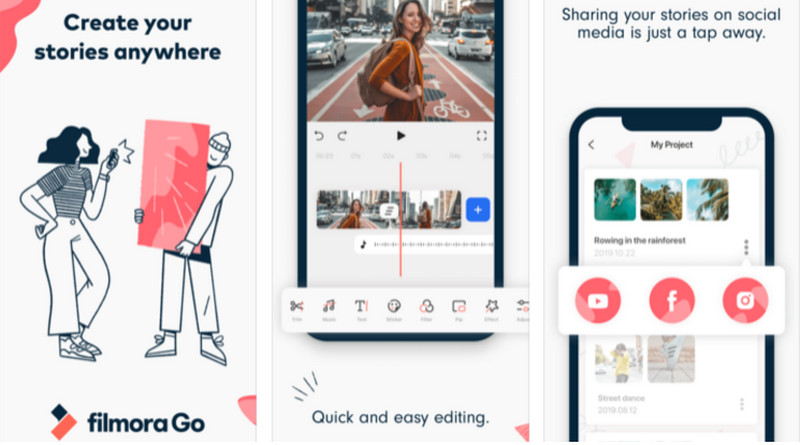 Top 6 Best Video Editing Apps for Instagram - Filmora Go