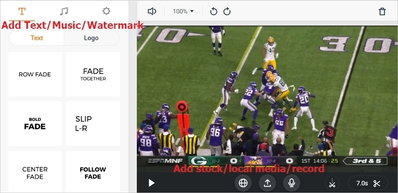 How to Make A NFL Highlight Video - Step 3