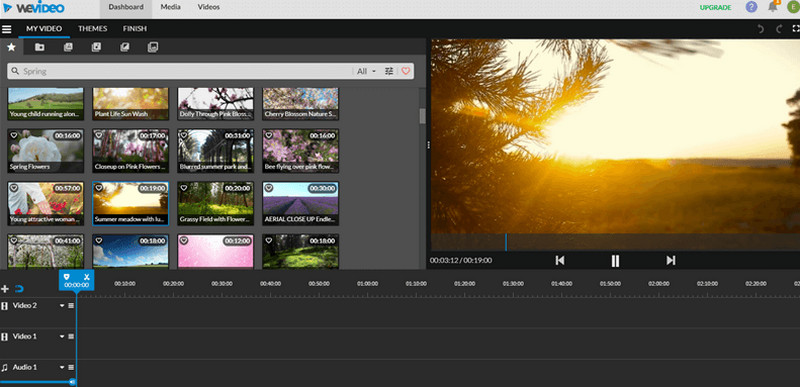 Online MP4 Editor - WeVideo