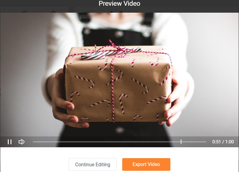 Make a New Year Video: Step 4
