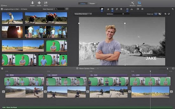 Best Online Video Cropper - iMovie
