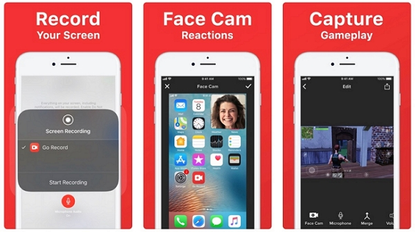 5 Best Screen Recorder for iPhone - Go Recorder