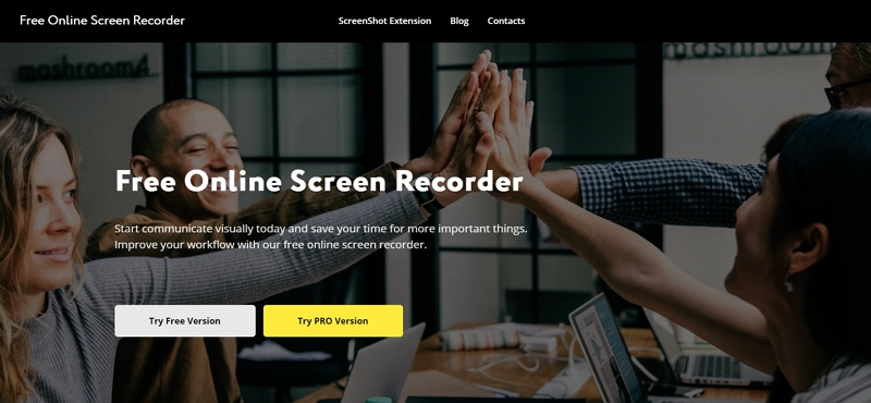 Screen Recorder with Audio - Movavi