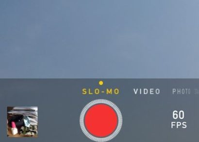 Slow Down a Video on iPhone - Shoot in Slo-Mo Mode