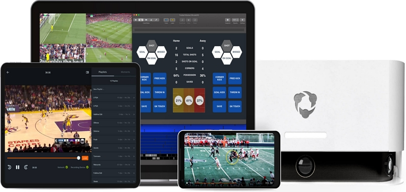 Sports Highlight Video Maker - Hudl.com