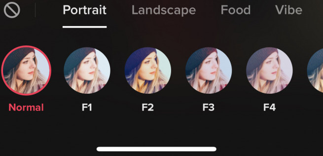 How to Add TikTok Filters 2