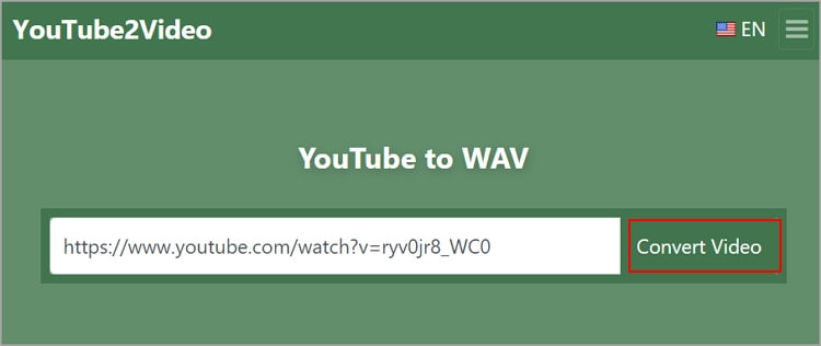 9+ Best FREE YouTube To WAV Converter Online ()