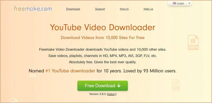 3 Ways to Download YouTube to WMV - Freemake Video Downloader