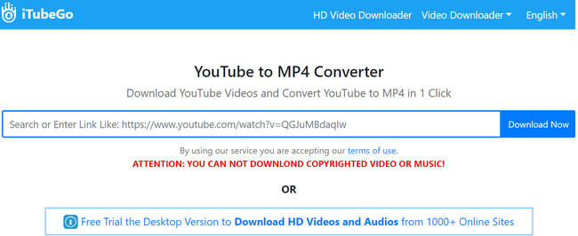 Youtube video converter